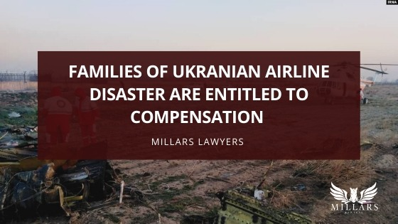 Families of Ukranian Airline Disaster Are Entitled To Compensation
