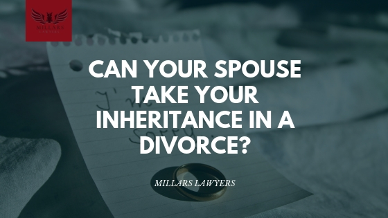 Can Your Spouse Take Your Inheritance in a Divorce?