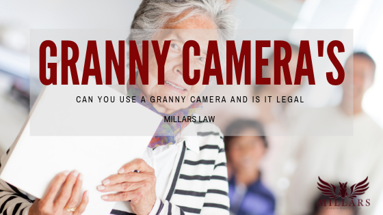 Granny Cameras: Can You Use Them & Is It Legal